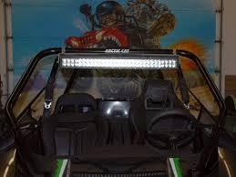 Rigid 30 Led Light Bar by Utv Inc 1