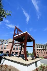 Biggest Chair In The World The Big Chair In Anacostia Boundary Stones Weta U0027s Washington Dc