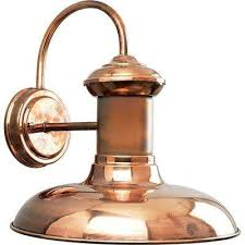 Copper Landscape Lighting Fixtures Copper Outdoor Wall Mounted Lighting Outdoor Lighting The