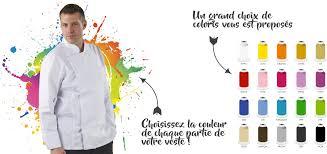 veste de cuisine personnalisé vêtements de cuisine professionnels pour tenue de cuisine