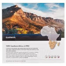 Southern Africa Map Garmin Topo Southern Africa Pro V3 U2013 Microsd Sd Card U2013 010 11982