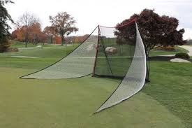 Backyard Golf Practice Net How To Build A Home Golf Simulator For Under 2 000