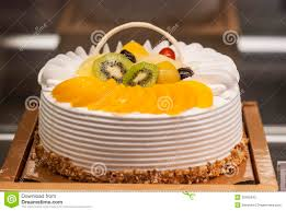 birthday cake shop birthday cake displayed in shop window stock image image of
