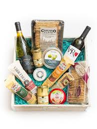 gift baskets chicago the cheese wine charcuterie connected courmet in charcuterie gift