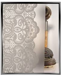 Lace Curtains Lace Curtains Diy Decorative Privacy Window Film