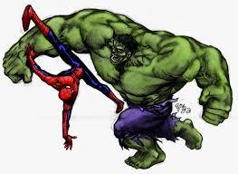 hulk spidey colour lowman deviantart