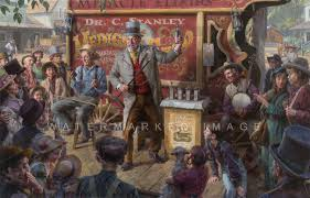 Oklahoma traveling salesman images Greenwich workshop morgan weistling art prints jpg