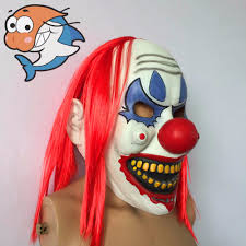 online shop evil circus clown mask pennywise halloween horror