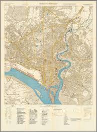 Southampton England Map by Street Map Of Southampton England With Military Geographic