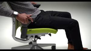steelcase think chair u2013 promo youtube