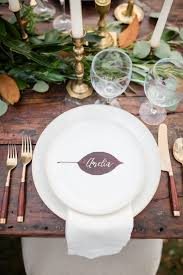 Fall Wedding Table Decor 32 Fall Wedding Ideas Best Autumn Wedding Themes