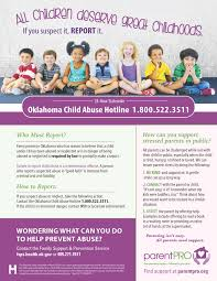 How To Make A Book Report Example Oklahoma Child Abuse Hotline Oklahoma State Department Of Health