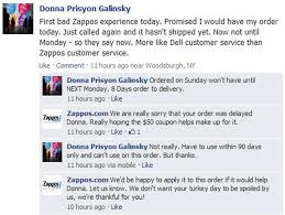 4 examples of excellent customer service on facebook