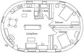 cottage plans designs earthbag cottage plan