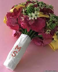 paper wrapped flowers bouquet handle treatments martha stewart weddings
