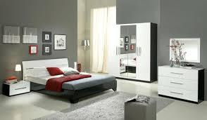 chambre à coucher blanc et noir chambre moderne noir et blanc projets impressionnant chambre a