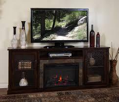 Corner Electric Fireplace Tv Stand Corner Electric Fireplace Tv Stand Dark Brown Corner Electric