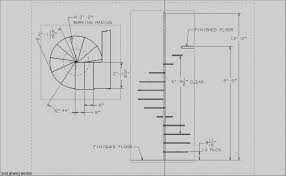 excellent staircase curved dimensions 7963