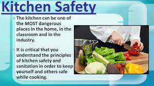 kitchen safety with ppt video online download