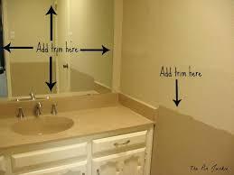 framing bathroom mirrors with crown molding bathroom mirror framed with crown molding mirror molding bathroom