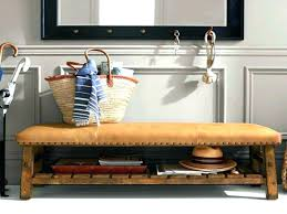 amusing front entry bench with storage and hooks images best