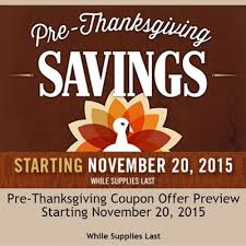 costco pre thanksgiving black friday 2015 ad blackfriday