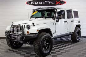 white jeep sahara 2 door owned 2012 jeep wrangler sahara unlimited white