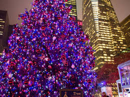 map where to find 13 of new york city s festive trees