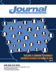 ipa journal apr may jun 2016 by iowa pharmacy association issuu