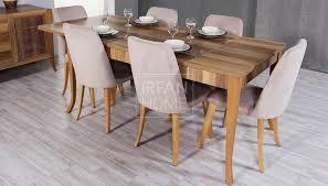 yemek masasi milano yemek masası irfan home mobilya