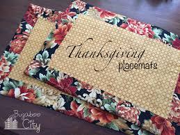 thanksgiving placemats bugaboocity