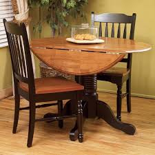 circular drop leaf table best drop leaf dining tables for small spaces all design idea