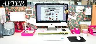 desk office desk decoration ideas for competition office desk