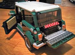 lego mini cooper interior lego mini cooper album on imgur