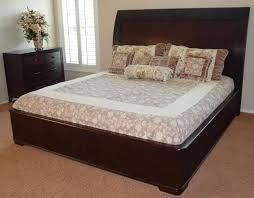 California King Sleigh Bed Bernhardt Satori Collection Cal King Sleigh Bed