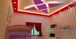 plafond chambre plafond deco faux plafond chambre plafonds decoratifs salons et