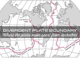 Plate Boundaries Map Plate Tectonics By Taylor Buckey