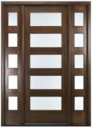 Buy Exterior Doors Modern Wood And Glass Exterior Doors New Door Designs Customize