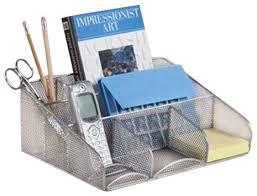 Organizer Desk Industrial Desk Accessories Houzz