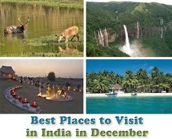 if you are planning for a vacation in the month of december then
