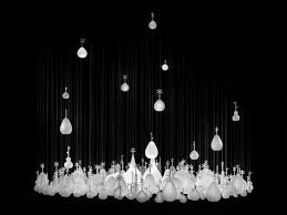 life style etc loves the growing vases installation by lasvit and