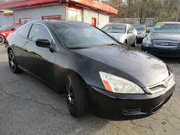 2006 black honda accord coupe 2006 honda accord lx 2dr coupe 5a in mableton ga atlanta best