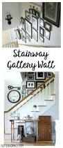 best 25 stairway wall decorating ideas on pinterest stair decor