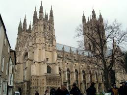 canterbury cathedral floor plan sacred sunday 14th century cathedral architecture crash course