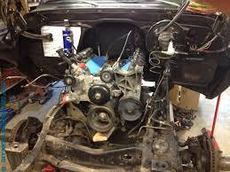 homemade 4x4 truck 5 3 ls engine swap into ol u0027 blue 1971 chevy truck part 2 u2013 diy