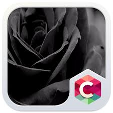 theme black rose black roses free android theme u launcher 3d