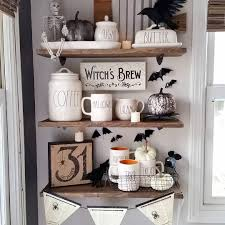 The Home Interior Pin By Mama Rae Creates On Halloween The Home Pinterest
