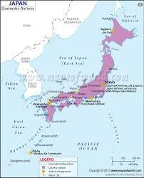 Southwest Airlines Route Map by Japan Regional Domestic Airlines Map Jpg