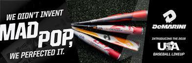 baseball bats demarini baseball