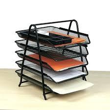 Paper Organizer For Desk Unique Desk Organizer Unique Desktop Organizers Denniswoo Me